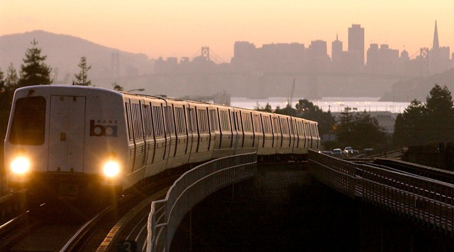 Backing Bart Extension to South Bay
