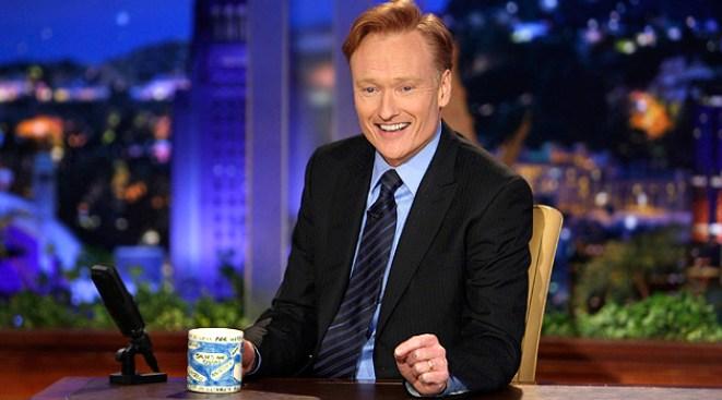 """NBC Exec Rips Conan as """"Chicken-Hearted"""""""