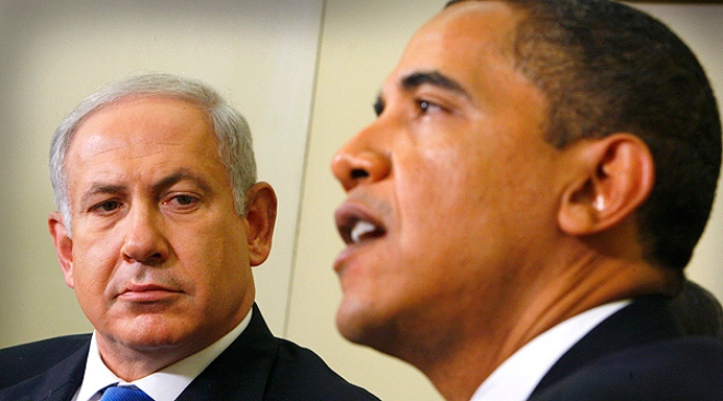 "Obama: ""Historic"" Chance for Mideast Peace"