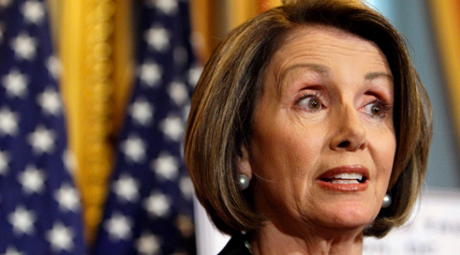 Pelosi: I'm Done Talking