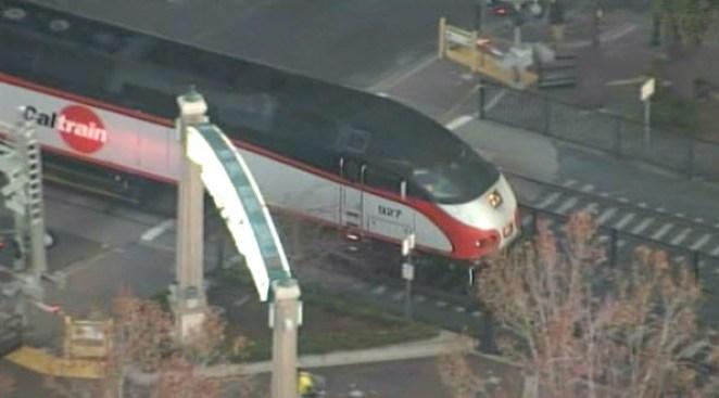 Caltrain Strikes, Kills Man in Atherton