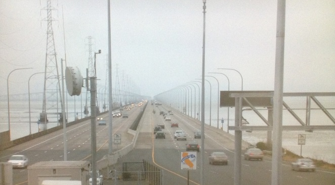 San Mateo-Hayward Bridge Re-Opens After Maintenance