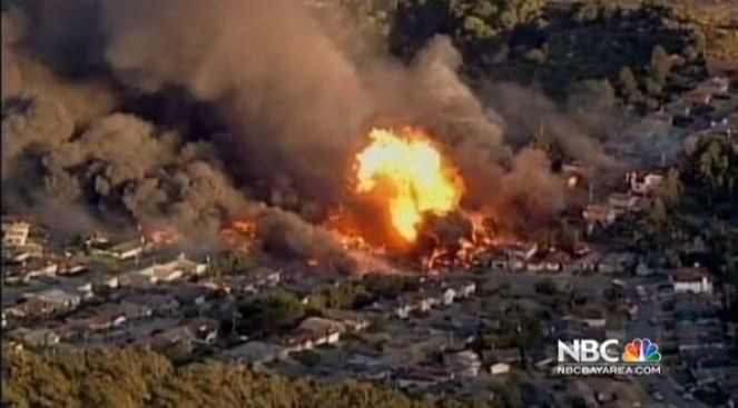PG&E Expects New Indictment Over San Bruno Explosion