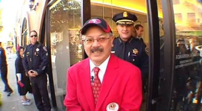 San Francisco Mayor Ed Lee Places Bet With Baltimore Mayor
