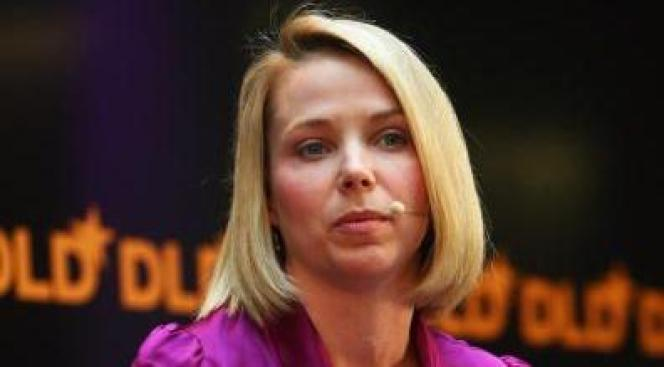 Vogue's Cheesy Take on Google's Marissa Mayer