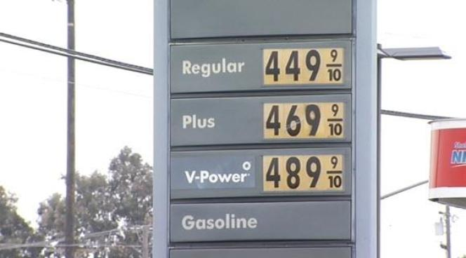 Kris Sanchez reports on the reasons behind the constant jump at the pump.
