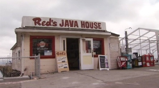 SF Institution Red's Java House Is Moving... 600 Feet
