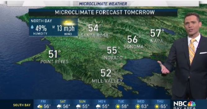 Jeff's Forecast: Cold 30s and Next Rain