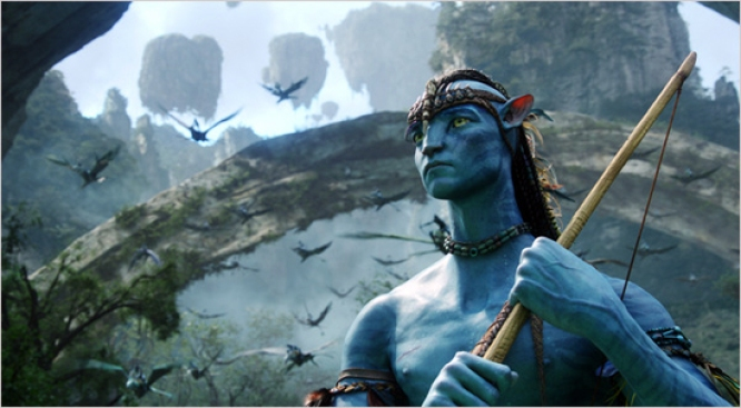Avatar 3D Blu-ray a Panasonic Exclusive Until 2012