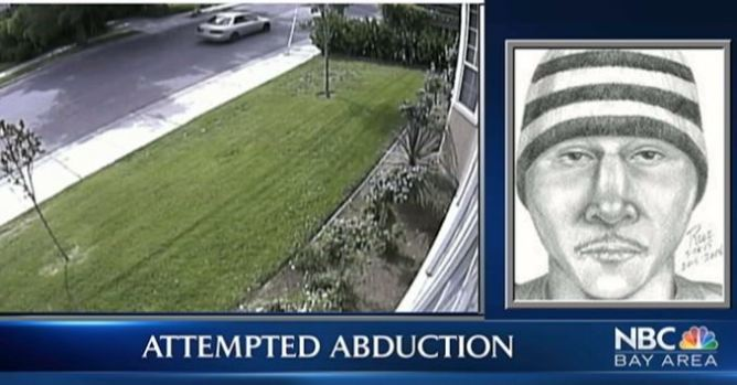 [BAY] Campbell Police Investigating Attempted Child Abduction