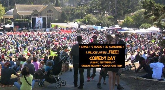 The 35th Annual Comedy Day