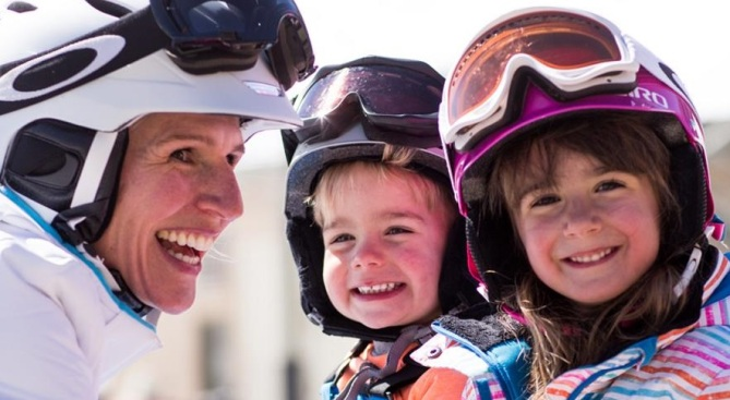 June Mountain: Kids Ski for Free