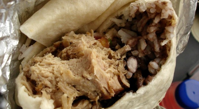 LA Wages War on Bay Area Burritos