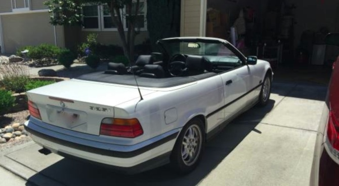 Steve Jobs Old Bmw For Sale On Craigslist Nbc Bay Area