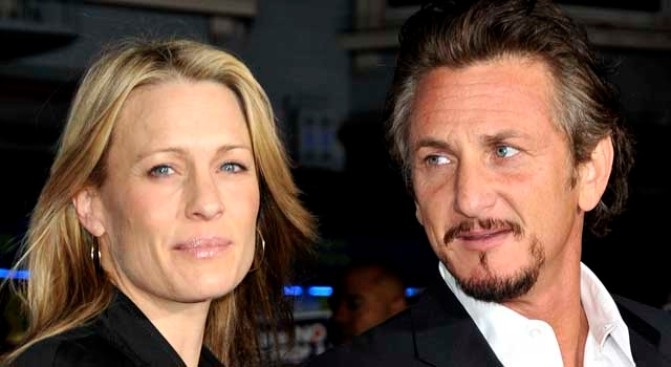 Robin Wright Penn & Sean Penn Agree to Division of Property