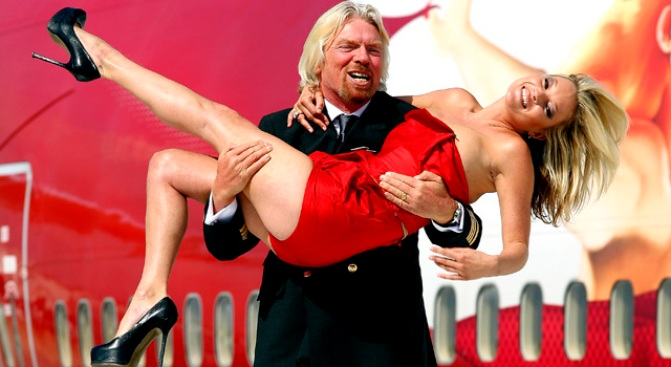 "Virgin Atlantic's Cabin Crew Gets a ""Whispering Coach"""