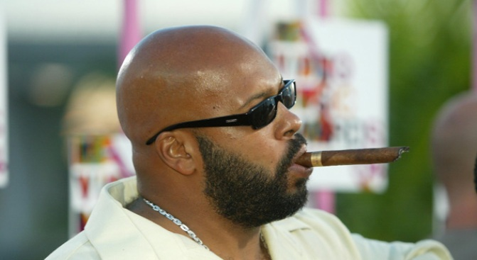 "Rap Mogul Marion ""Suge"" Knight Arrested"