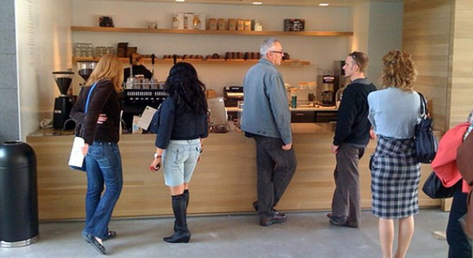 Dolores Park Doesn't Like What Blue Bottle Is Brewing