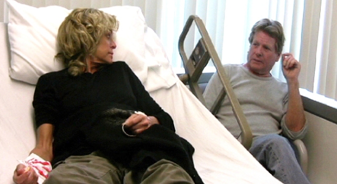 Ailing Farrah to Wed Ryan
