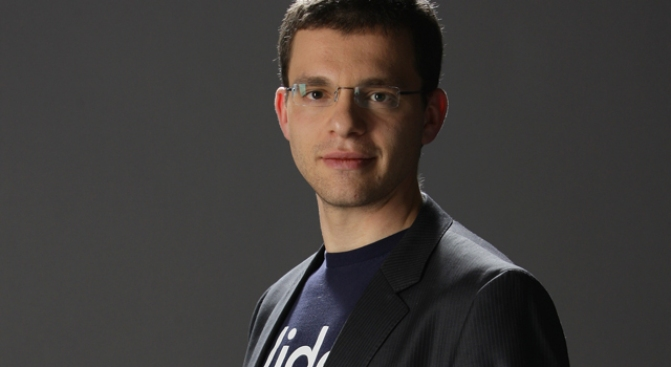 Sheeps? Really Max Levchin