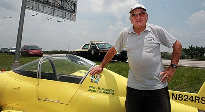 Man, 83, Lands Plane on Expressway