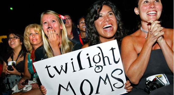 New Twilight Movie Previewed at Comic-Con 2009