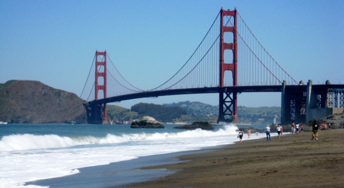 Bay Area Beaches Fail the Smell Test