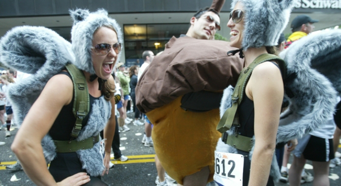 Bay to Breakers Is More Than Nude Runners and Beer