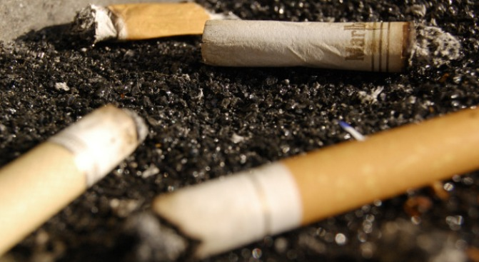 Newsom Wages War on Cigarette Butts