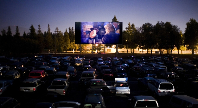 Your Local Drive-In Wants to Treat You to a Free Movie