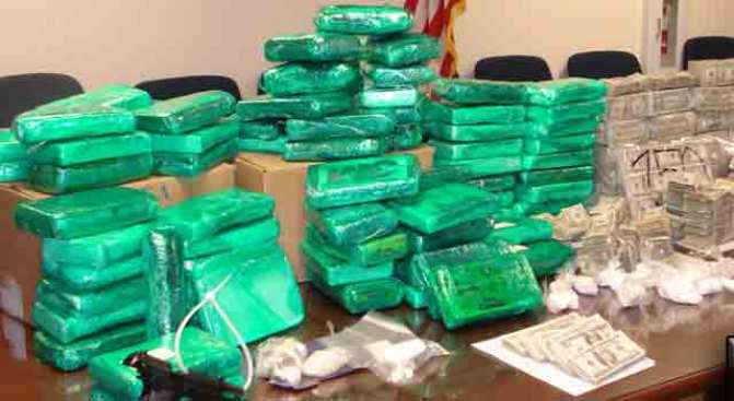 """Major"" Mexico Cocaine Supplier Busted in SJ"