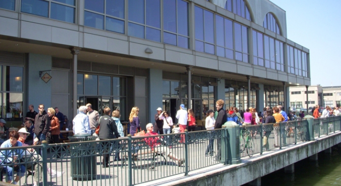 Parking Spots Axed in Pedestrian Friendly Ferry Building Space Plan