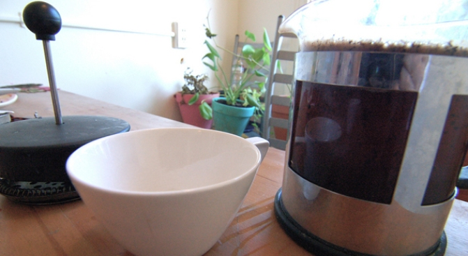 Making the Perfect French Press