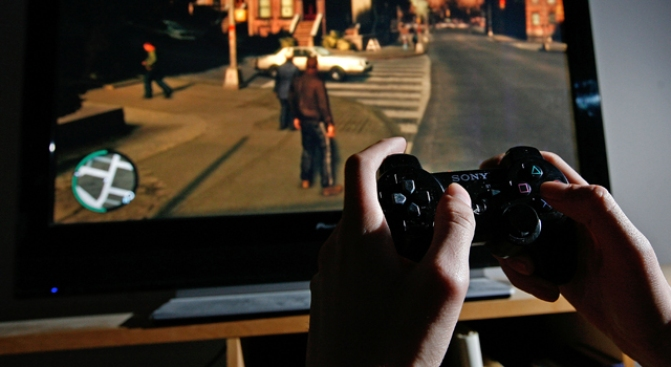 Researchers: Violent Video Games Leads to Cleanliness