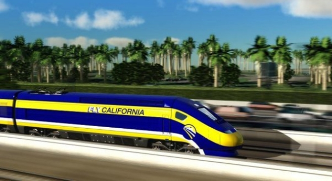 High-Speed Rail Would Impact Airports: Report
