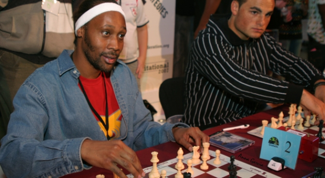 Rappers & Chess Players Move To Help Kids