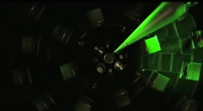 World's Most Powerful Laser Ready For Its Close-Up
