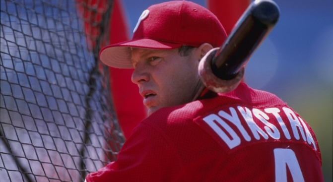 Lenny Dykstra Indicted in Bankruptcy Fraud
