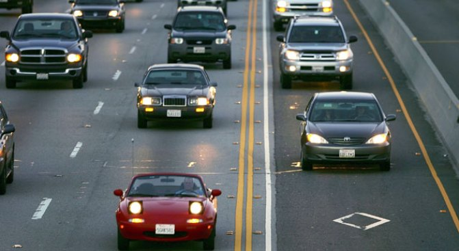 Bad Economy Good for Bay Area Commute