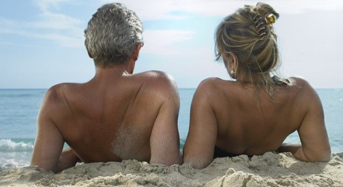 Clothing-Optional Beaches No Longer an Option