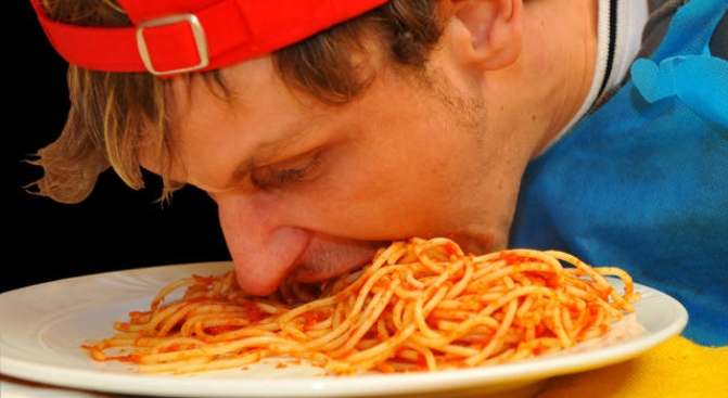 Pasta Pomodoro Wants You to Feel Good About Getting Fat