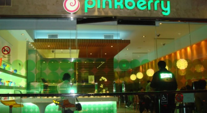 Pinkberry to Expand in Bay Area and, Uh, the Middle East