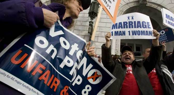Gay Marriage Ban Stands, 18,000 Still Married