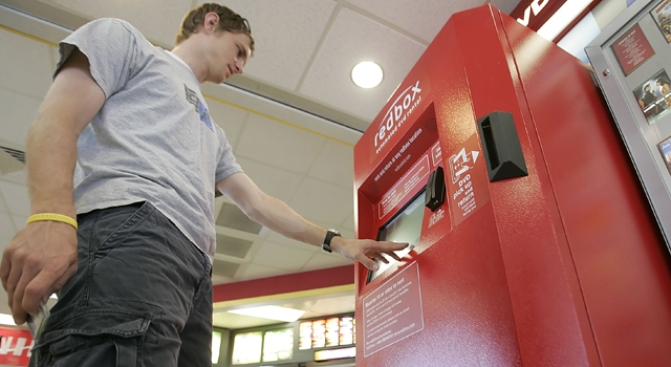 Redbox to Offer Netflix Streaming Rival
