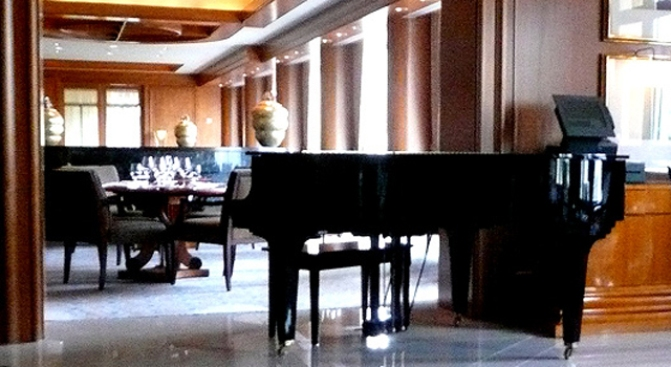 Four Seasons Does Away With Piano Man