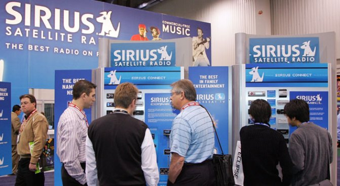iPhone wants to Stream Sirius XM Radio
