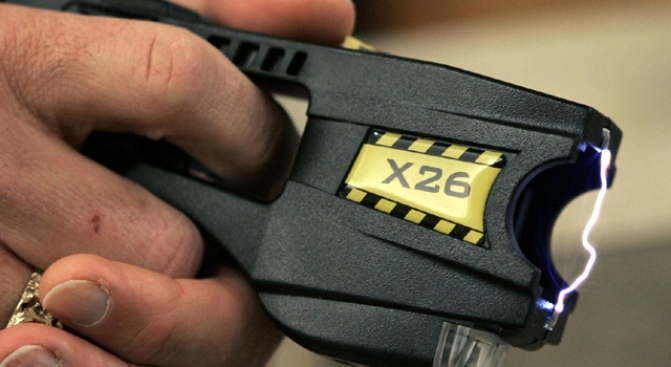 Man Dies After Being Hit With Stun Gun by Police