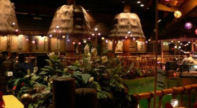 The Tonga Room's Long Sunset