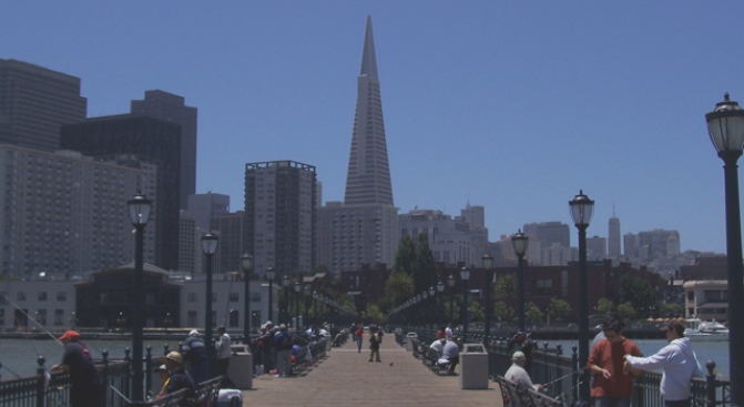 Proposed Transamerica Neighbor Called Too Tall
