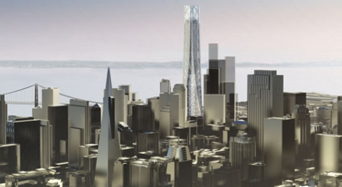 New Plans for SF's Tallest Building